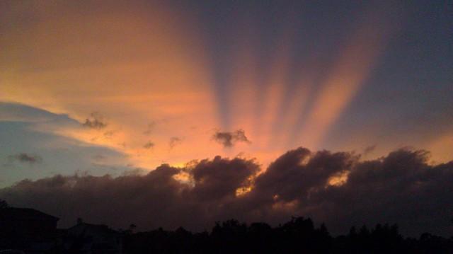 Debbie's Sunset