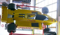 Fittipaldi F7 1980 yellow rh