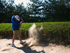 Golf Mental Game, Sand traps, Sand Trap