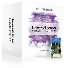 Z-Wave Universal Sensor Module