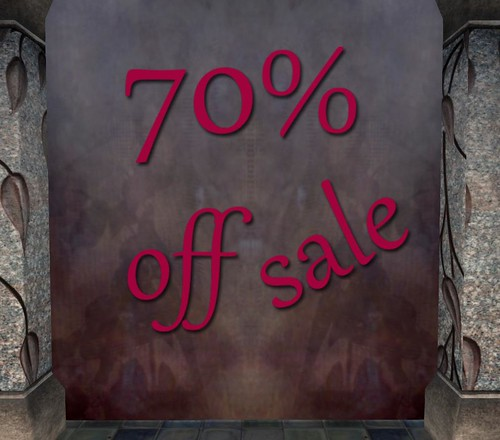70% Off Sale Donna Flora