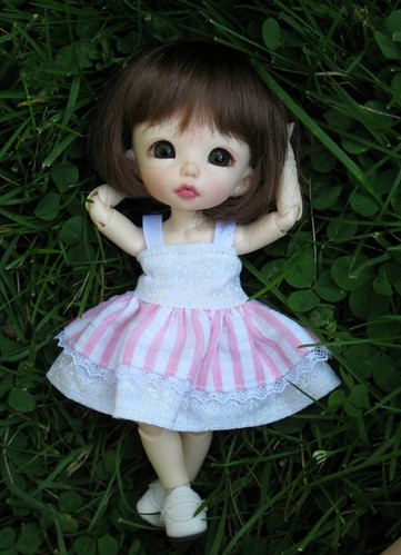 New Dress by elizabeth's*whimsies