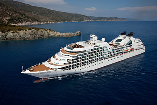 Seabourn Quest world cruise