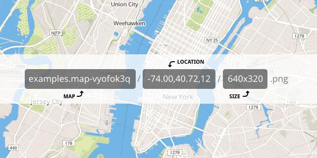MapBox Static API | Mapbox | Flickr