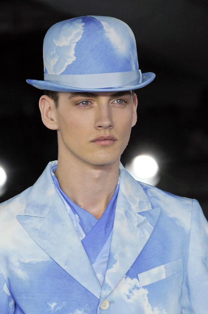 Jakob Hybholt4033_SS13 Paris John Galliano(fashionising.com)