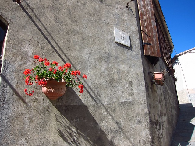 Wall in Scansano