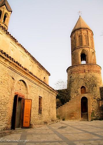 Georgian Orthodox Church, Sighnaghi, Georgia