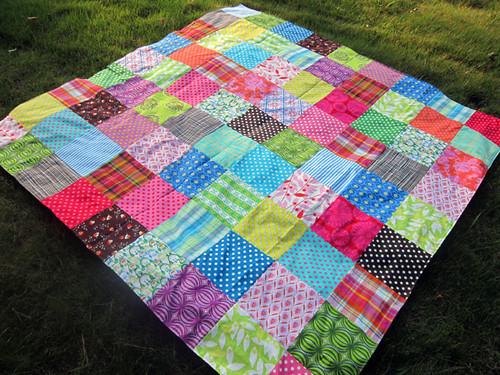 Lecien Dots Picnic Blanket