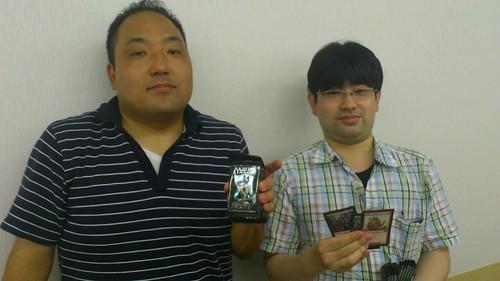 M13 Prerelease Chiba : PM Winner