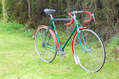 Early Mercian Single Speed