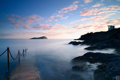 The Old Pier, North Berwick by Gregor Halbwedl