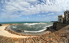 Antibes - plage de la Galice