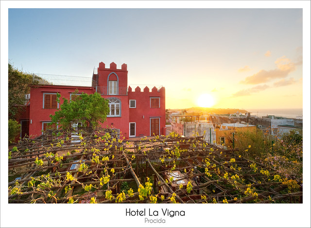 Hotel La Vigna Sunset
