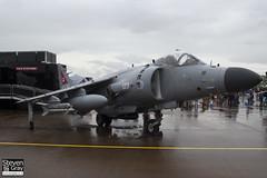 ZH801 - ZH800 - Royal Navy - British Aerospace Sea Harrier FA2 - Fairford RIAT 2012 - 120707 - Steven Gray - IMG_2024