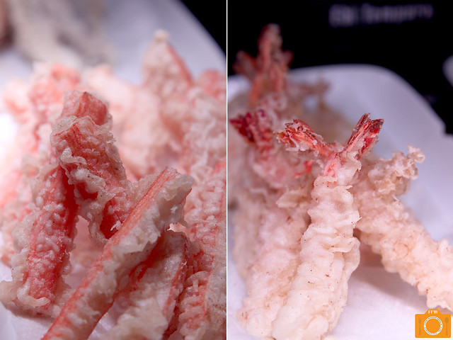 Sambokojin tempura