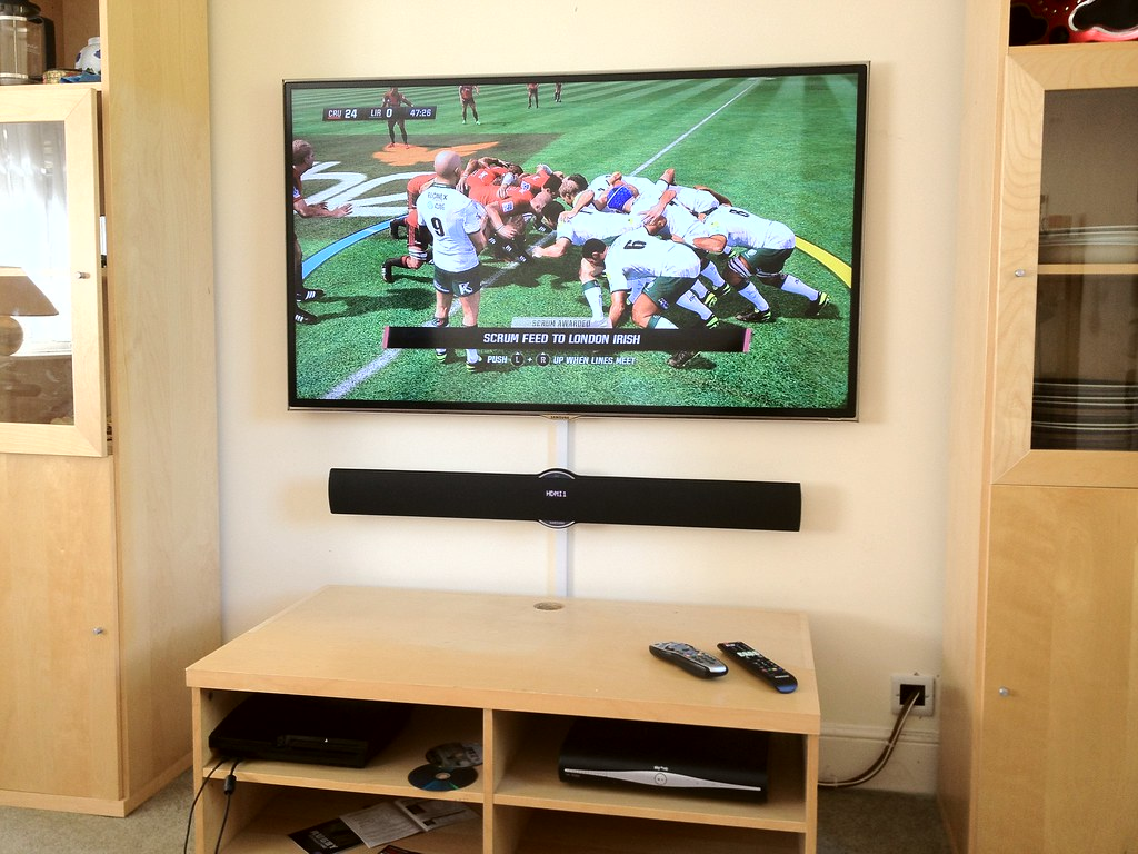 smart tv wall mounting. Black Bedroom Furniture Sets. Home Design Ideas
