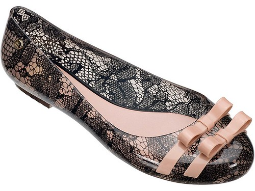Melissa Fall/Winter 2012 Divine PinkBlack