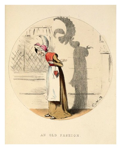 003-Una moda antigua-Shadows  185..- Charles Henry Bennett - © Harvard University Library