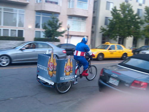 Comic-Con Captain America