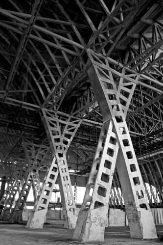 abandoned superphosphate factory #2 by Gabriele Al Jarrah Al Kahal