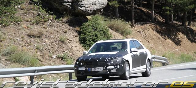 Mercedes-Benz Clase E FL