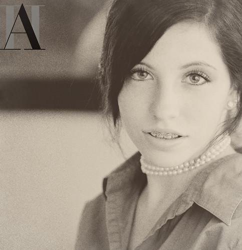 Portraits: Siobhan's Portrait by Abigail Harenberg