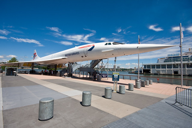 Concorde, Intrepid Sea, Air, and Space Museum