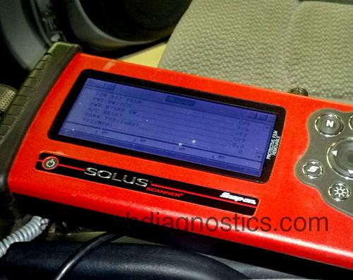 2003 Hyundai Santa Fe P0451