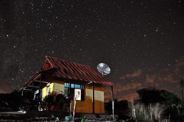 Noite na Serra