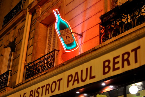 Le Bistro Paul Bert - Paris