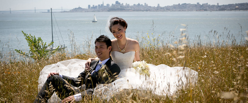 San Francisco wedding