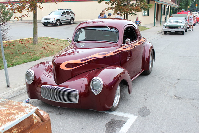 Willys Hot Rod >> 1941 Willys hot rod coupe | Flickr - Photo Sharing!
