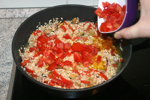 37 - Tomaten addieren / Add tomatoes