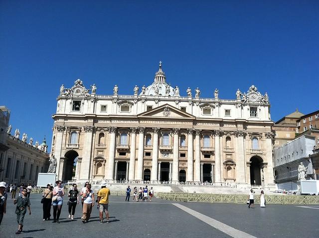 サン・ピエトロ大聖堂の画像 p1_33
