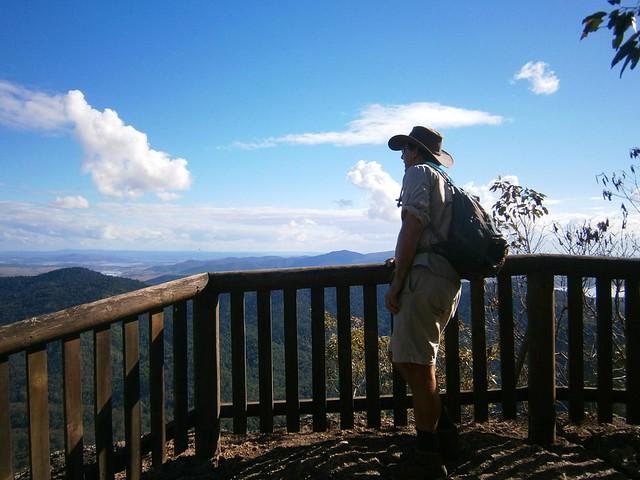 Somerset Lookout, Mount Mee