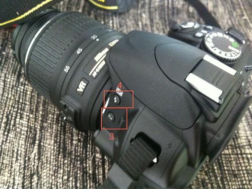 Nikon D3100 5