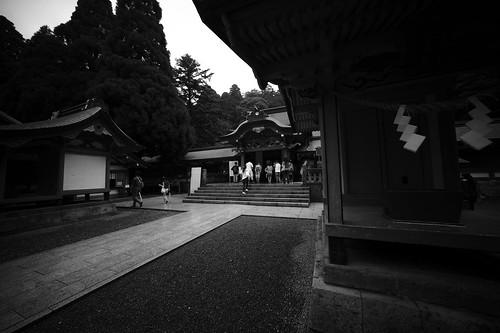2012夏日大作戰 - 霧島 - 霧島神宮 (3)
