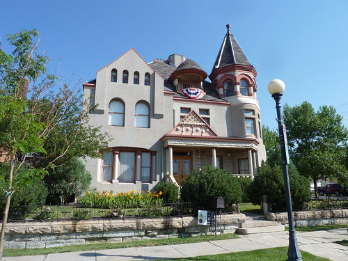 Nagle Warren Mansion, B&B, Cheyenne