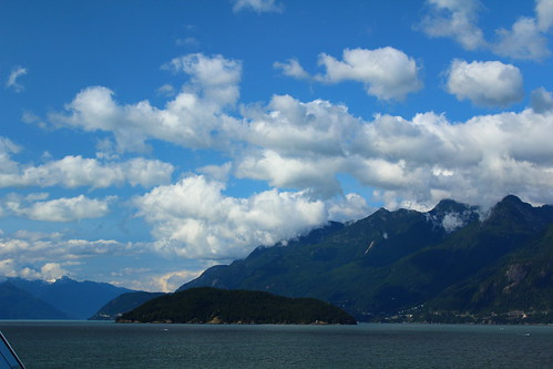 The Vancouver Coast