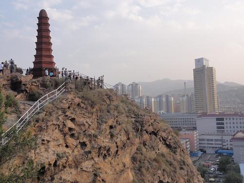 Hongshan (Red Hill) Park, Urumqi