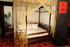珠山41號民宿(珠山大夫第)懷舊的紅眠床