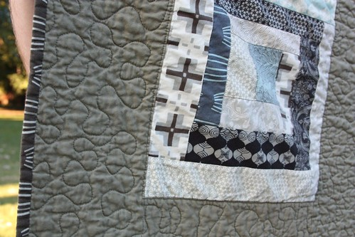 Mike's Quilt - Detail