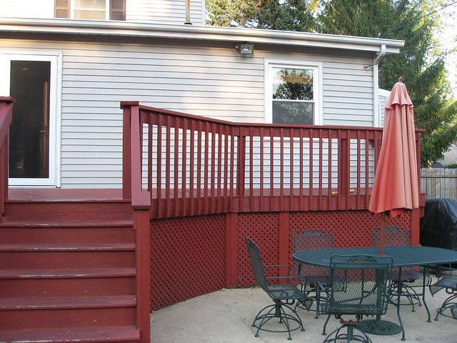 Deck Color
