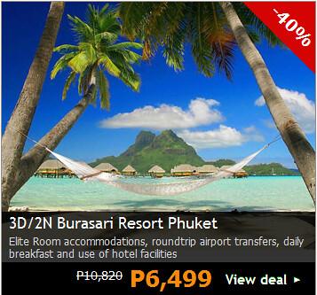 3D/2N Burasari Resort Phuket Promo