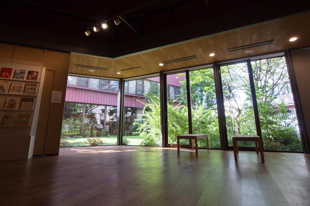 ちひろ美術館 2012/08/05 OMD51869