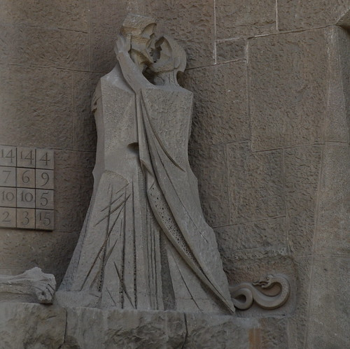 Serpent in Judas' Kiss