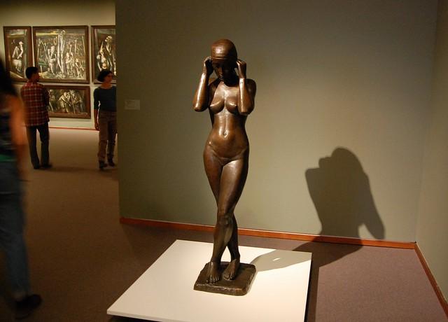 Neue Nationalgalerie - Berlim