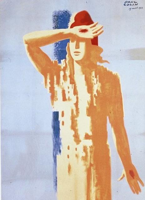 Paul Colin. Liberation. 1944
