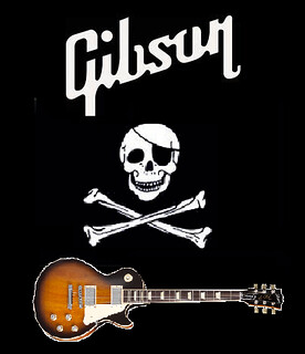 Gibson Guitars Caught Smuggling