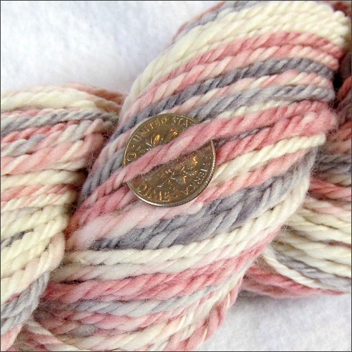Sookie handspun, close up